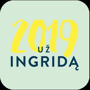 UzIngrida campaign logo