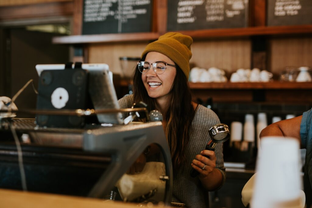 barista volunteer